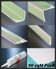 Plastic Panels For Hygienic Cladding