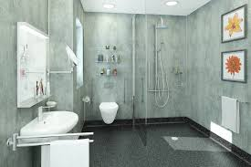acrtic stone multipanel wetwall