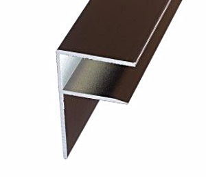 Aluminium F Section