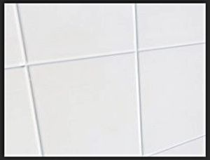 Tilepanel XL Bevelled White Galaxy MTPRWG